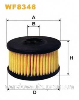Фильтр топливный WIX-Filtron газ. оборудование LPG-EMMA (WF8346)