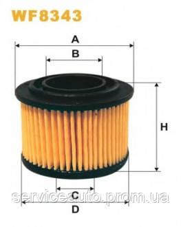Фильтр топливный WIX-Filtron газ. оборудование (WF8343)