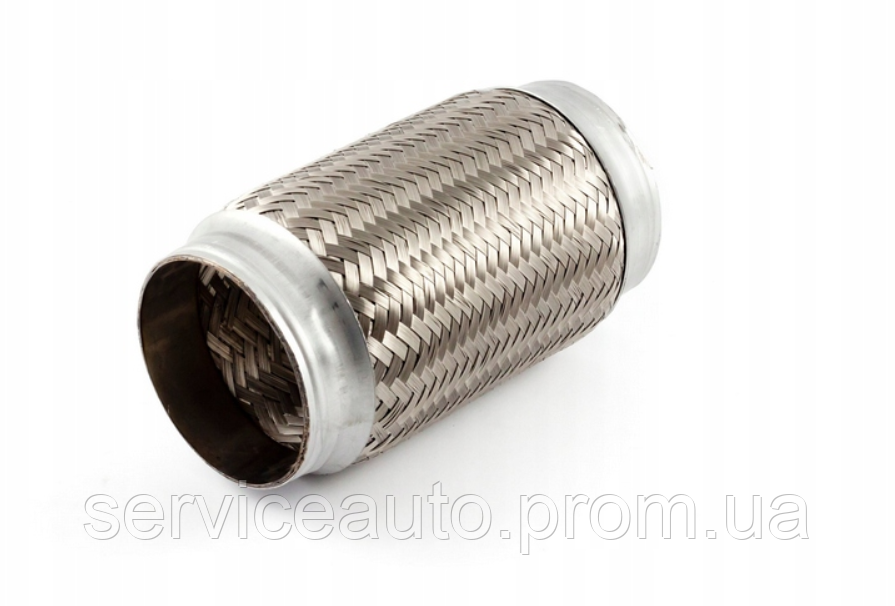 Гофра глушителя выхлопной системы 57x100 мм Fischer (FS 357-100)