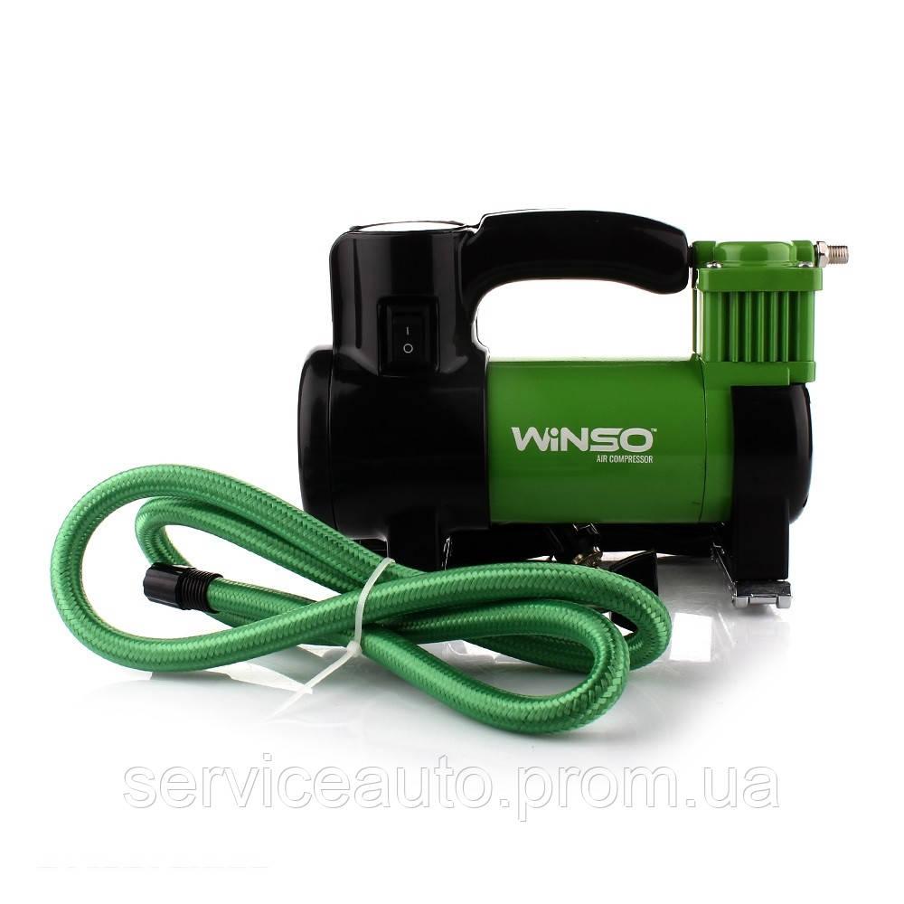 Компрессор автомобильный WINSO 7 Атм, 35 л/мин., 150Вт (Winso 128000)