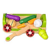 Деревянная игрушка набор овощей T65-030
