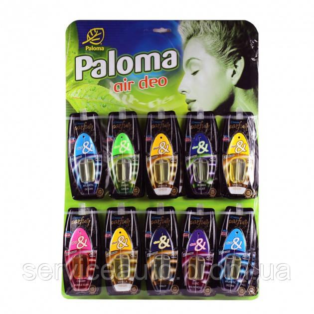 Планшет ароматизаторов Paloma Duo микс (30шт/10) (PDD02)