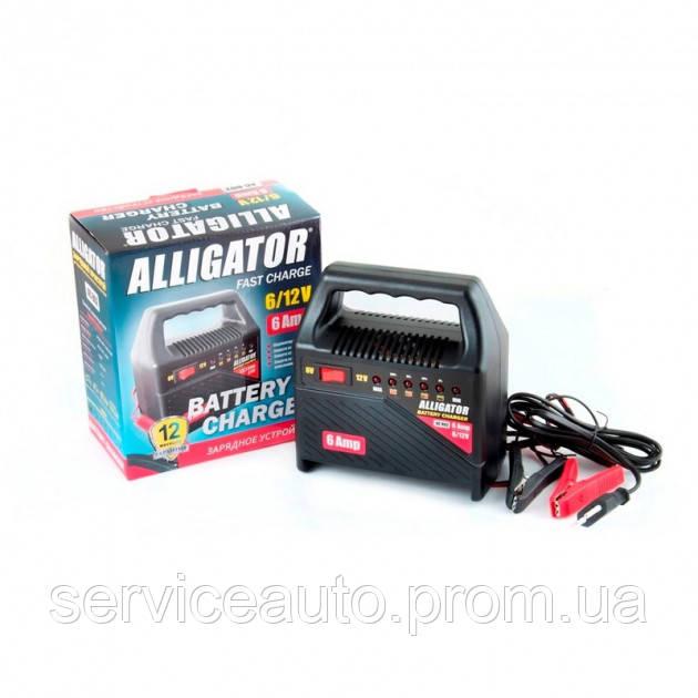 Зарядное устройство Alligator (10шт./ящ) (AC802)