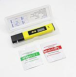 РН метр PH-02- 0.00-14.00 ph с точностью 0,01 с автоматической калибровкой, фото 2