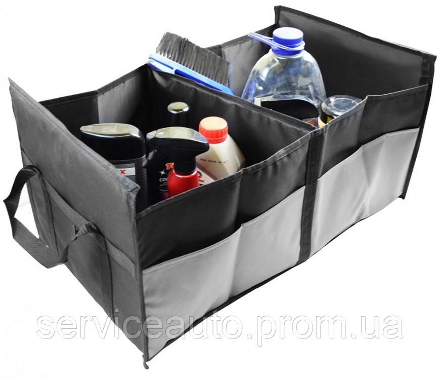 Органайзер в багажник Штурмовик AC-1536 BK/GY (AC-1536 BK/GY)