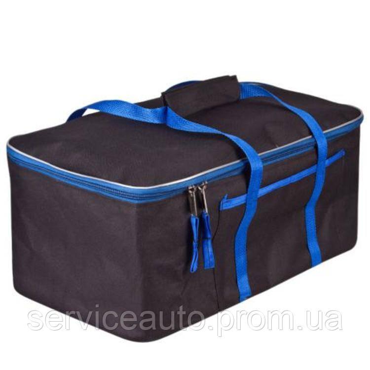 Органайзер в багажник Штурмовик АС-1538 BK/BL 48х30х20 см (АС-1538 BK/BL)