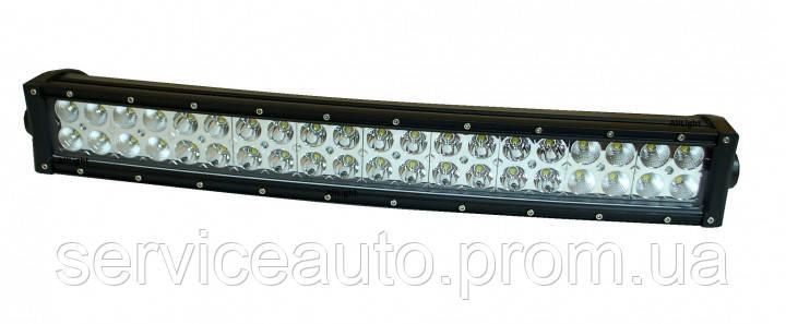 Светодиодная фара AllLight AB-120W 40chip CREE spot 9-30V панорамная (AB-120W)