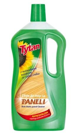 Жидкость для мытья ламината Tytan Антистатическая 1 л