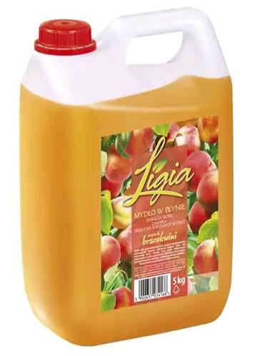 Жидкое мыло Ligia Персик 5 л