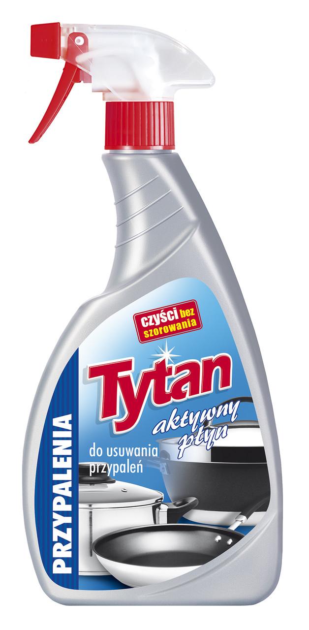 Средство для удаления пригоревших веществ Tytan 500 мл спрей