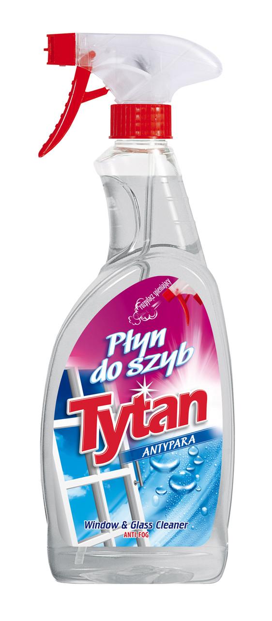 Средство для мытья стекол Tytan Антипар 750 мл спрей