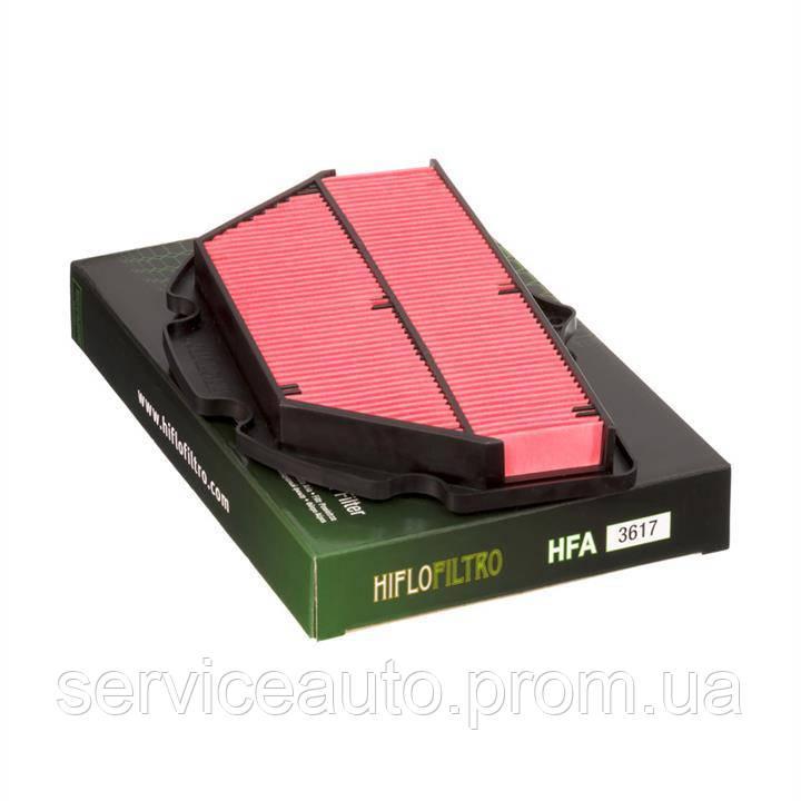 Воздушный фильтр HIFLO HFA3617 GSX-R600/750 `06-`10(HFA3617)