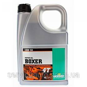 Масло MOTOREX Boxer 15W-50 4L (MO 032953)