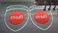 Машинная вышивка на заказ, вышивка логотипов и шевронов на одежду