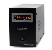 ИБП Logicpower LPY-B-PSW-1000VA+ (700Вт) 12В с чистой синусоидой, фото 1