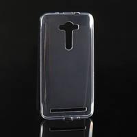 Ультратонкий 0,3 мм чехол для Asus Zenfone 2 Laser /ZE550KL прозрачный