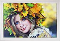 Печать картин и фотографий на холсте любого размера