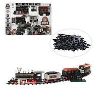 Железная дорога Эра паровозов Limo Toy 701831 длина пути 650 см