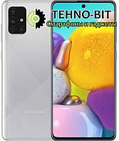 Смартфон Samsung Galaxy A51 4/64GB Metallic Silver (SM-A515FMSUSE) Гарантия 12 месяцев