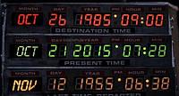 Сегодня 21 октября 2015 Марти Макфлай прилетит в наше время!
