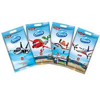 Влажные салфетки ТМ Smile Disney Самолеты 15 шт.