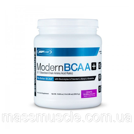 Аминокислота USP labs Modern BCAA+ 8:1:1 1340g