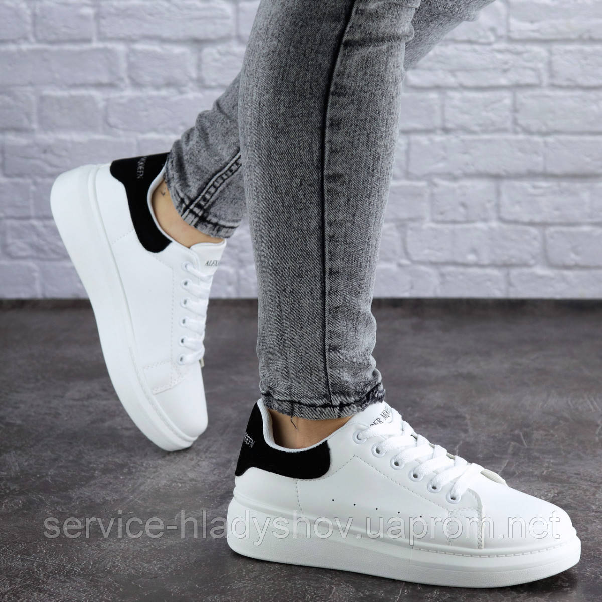 Купить Женские кроссовки летние белые Andy 1948 (36 размер), Fashion
