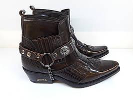 Козаки Etor 6654-8041-008-502 коричневий
