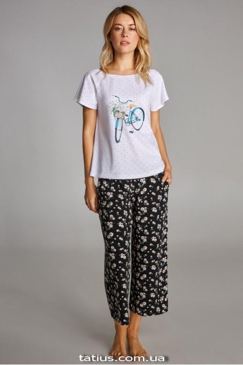 Домашняя одежда женская. Пижама летняя женская LNP 295-001