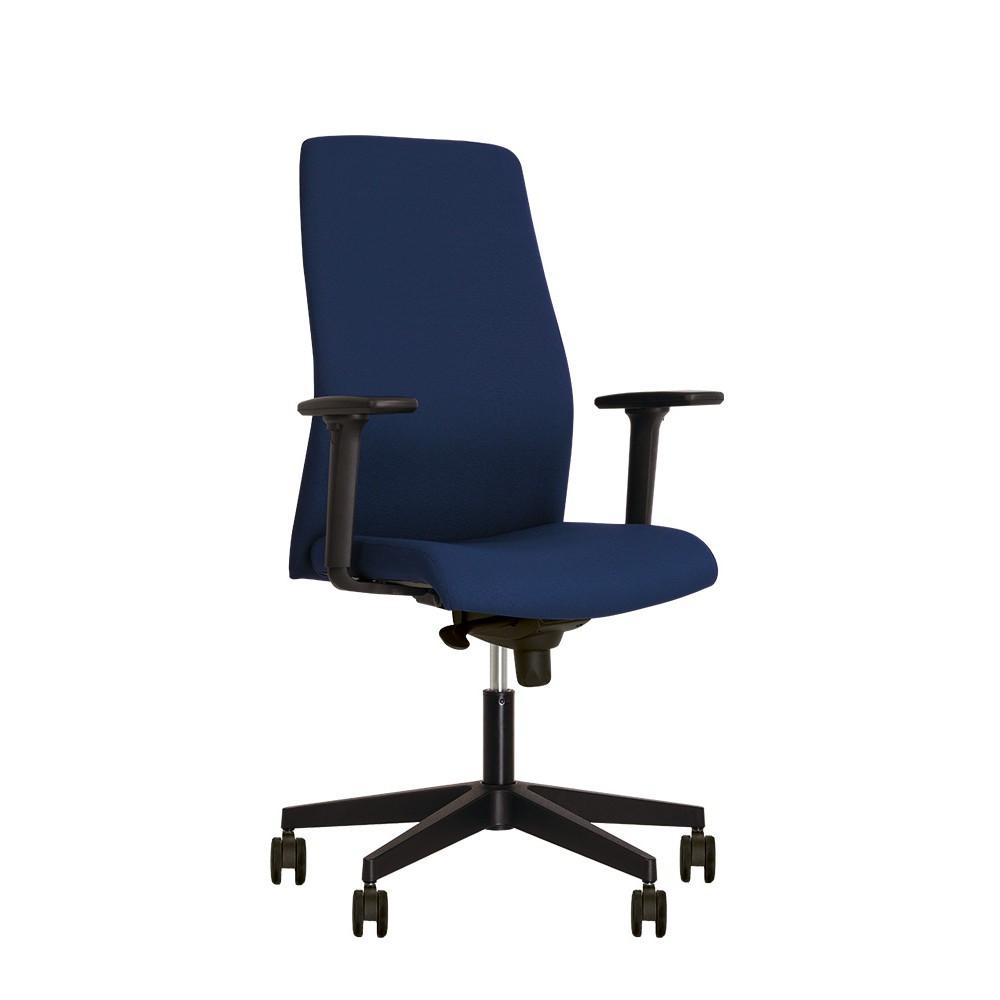Кресло руководителя SOLO (Соло) R black ES PL70