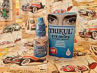Трикул, Trikul аюрведические капли для глаз, 15 мл, фото 1
