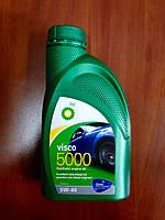 Моторное масло 5W-40 bp VISCO 5000 1л