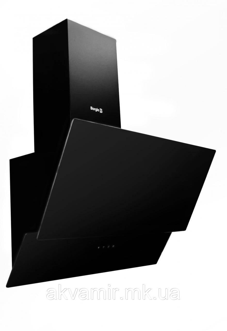 Вытяжка Borgio RNT-SU 60 (черное стекло)