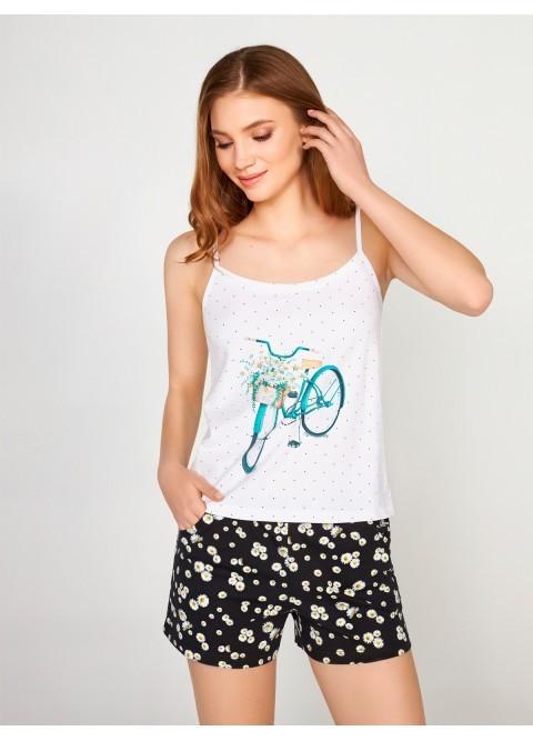 Домашняя одежда женская. Пижама летняя женская LNP 292/001