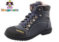 Зимние ботинки Шалунишка 100-528,р 34,37