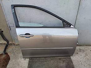 Двери передние правые  серые GSYD-58-02XF 992420 Mazda 6
