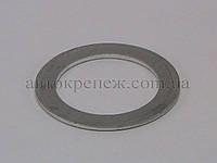 Шайба алюминиевая уплотнительная 27х38х1.5