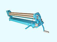 Вальцы трехвалковые ручные вал-50 рабочая длинна 1005мм