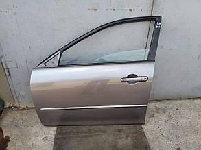 Двери передние левые  серые GSYD5902XF 992421 Mazda 6