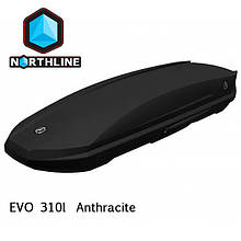 Бокс Northline EVOspace 310 л Anthracite чорний матовий N0820001
