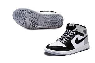 ef6d122e826c Баскетбольные кроссовки Air Jordan 1 Retro High OG Barons купить в ...