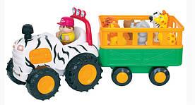 Игровой набор Трактор Сафари KiddielandPreschool g051169