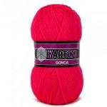 Пряжа для вязания Гонка KARTOPU темная малина 740