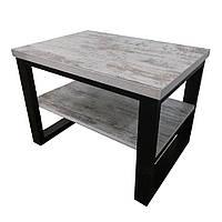 Журнальный стол Крафт в стиле Лофт
