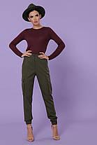 Дерзкие и неповторимые женские брюки карго Размеры  S(44), M(46), L(48), XL(50), фото 3