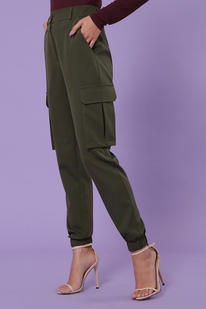 Дерзкие и неповторимые женские брюки карго Размеры  S(44), M(46), L(48), XL(50)