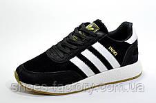 Чоловічі кросівки в стилі Adidas Originals Iniki Runner, Нубук, фото 3