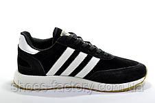 Чоловічі кросівки в стилі Adidas Originals Iniki Runner, Нубук, фото 2