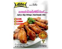 Крылышки острые по-тайски, специи для маринада