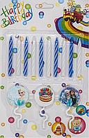 Свечи для торта Frozen
